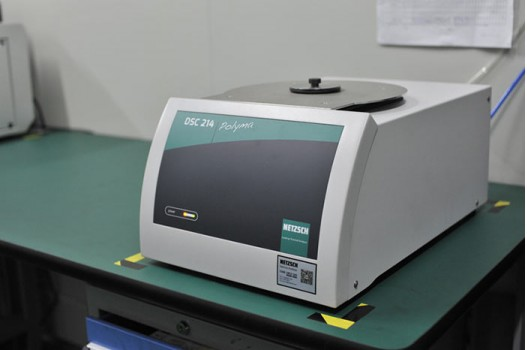 Specific heat capacity tester